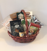 Snack it up gift basket