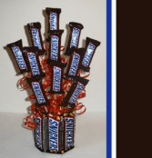 Snickers Bouquet Chocolate, Candy & More