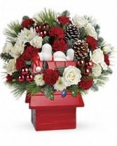 Snoopy's Christmas Cookie Jar Christmas