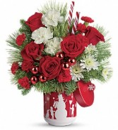 Snow Day Bouquet Christmas, Winter, Best Sellers