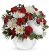 Snowball Surprise  Bouquet