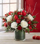 Snowbirds Flower Arrangement