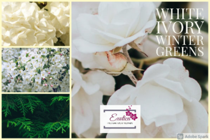 Snowflake Designers Choice - Vase Arrangement