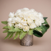 Snowflake Flower Arrangement Luxury