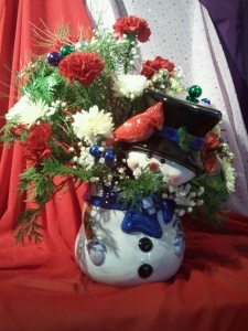 Christmas Cookie Jar all different Types Local Delivery Only in Bristol, CT | DONNA'S FLORIST & GIFTS