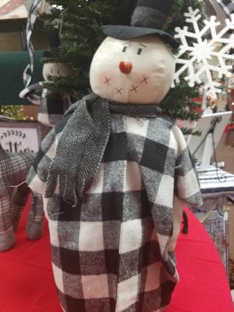 Snowman Smiles Gift