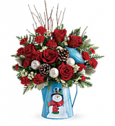 Snowy Daydreams Bouquet christmas