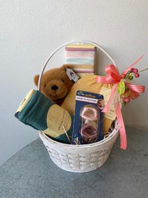 Snuggle Baby Gift Basket in La Grande, OR | FITZGERALD FLOWERS