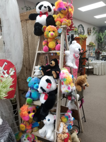 Snuggle Buddy Plush Animal Various Designs