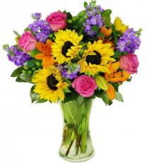 So Appreciated Vase Arrangement