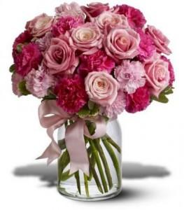 So Beautiful Mix floral Arrangement