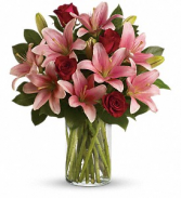So Enchanting Bouquet fresh arrangement