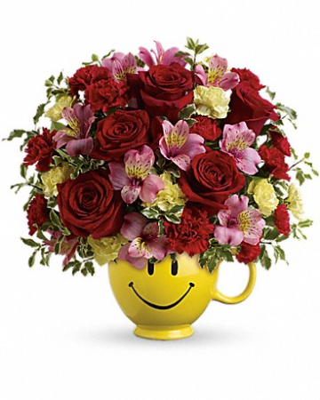 So Happy You're Mine Bouquet