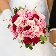 So In Love Romantic Roses Wedding Package Any Color in Memphis, TN | Something Pretty Too Flower And Gifts