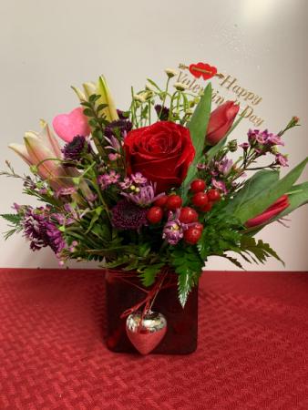 So Sweet Flower Arrangement