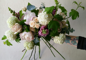 So Sweet Spring Handtied Bouquet  in Toronto, ON | BOTANY FLORAL STUDIO