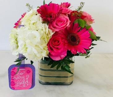 So very Loved Flowers