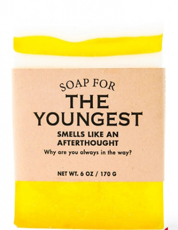 Soap for the Youngest