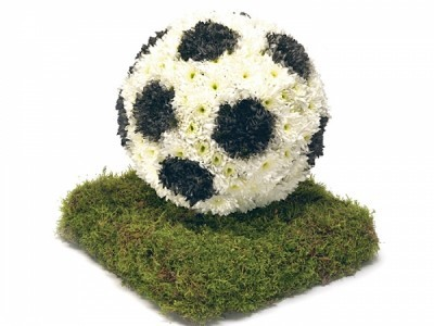 FA 21-Soccer ball arrangement Other specialty items available on request