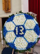 Soccer Ball Funeral Sport Ball