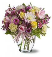 Soft and Beautiful - 420 Vase arrangement