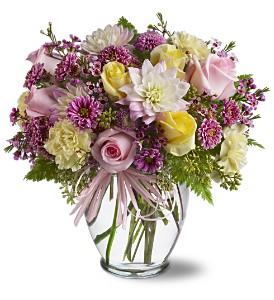 Soft and Beautiful - 420 Vase arrangement