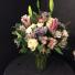 Soft and Elegant large vase arrangement