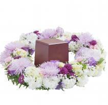 Soft and Surround Memorial Arrangement