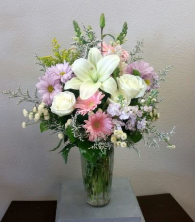 Soft and Sweet Bouquet