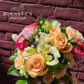Soft Bliss Wedding Flowers