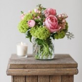 Soft Blush Arrangement