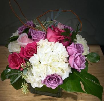 SOFT FLOWERS ELEGANT AND MIXTURE FLOWERS