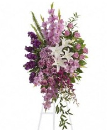 Soft Lavender Spray Easel Spray