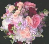 Soft mixed bouquet