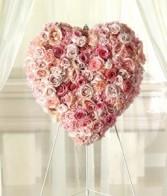 Soft Pink Heart