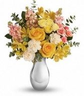 Soft Reflections Bouquet by Enchanted Florist