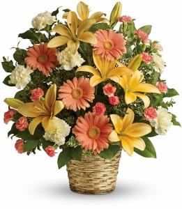 Soft Sentiments Bouquet H2734A