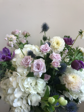 Soft Sorrow Vase Arrangement