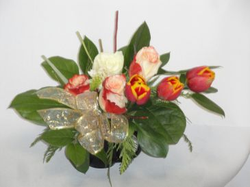 SOFTLY  SUNSET- Flowers for You Love! Order Today! Flowers & Gifts from AMAPOLA BLOSSOMS   Prince George BC