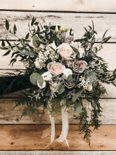 The Sam Bridal Bouquet