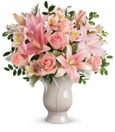 Soft & Tender Bouquet Sympathy