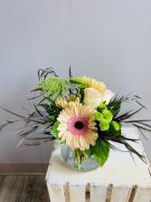 soft touch Vase Arrangement