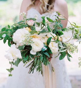 Soft & Whimsical  Hand Tied for Bride in Port Stanley, ON | FLOWERS BY ROSITA