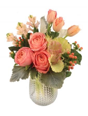 Soft Whisper vase