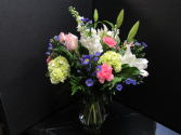 SOFTLY SPRING Fresh Upscale Flowers