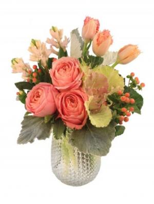 Softness Bouquet in Freeland, MI | AUSTIN'S FLORIST & GIFTS