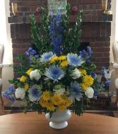 SOLACE COMFORT Funeral Arrangement