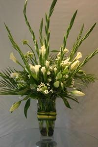 Solace Vase arrangement