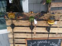 Solar Garden Stakes
