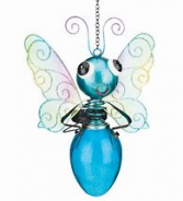 Solar Led Light Dragonfly And Butterfly Lantern Regal Arts and Gift